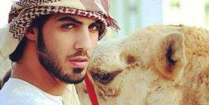 arabier met kameel